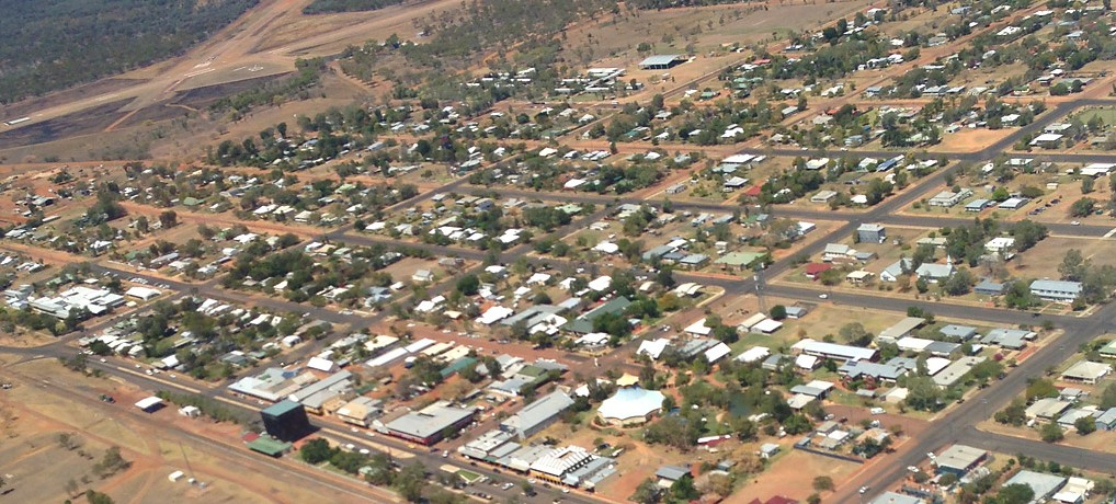Bundy – Barcaldine – 18th Sept.