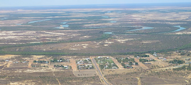 Longerach – Burketown – 20th Sept.